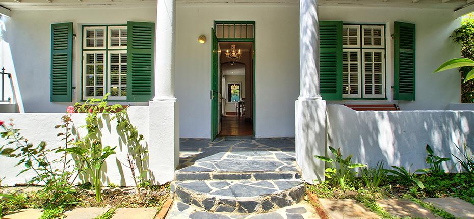 Clarkia Front Porch