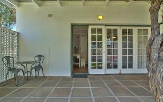 Little Clarkia feature image patio